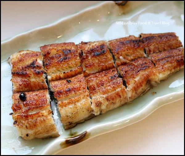 Man Man Japanese Unagi Restaurant - Shirayaki $27.80  (2)