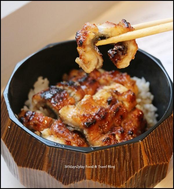 Man Man Japanese Unagi Restaurant - Unagi Rice Bowl (1)