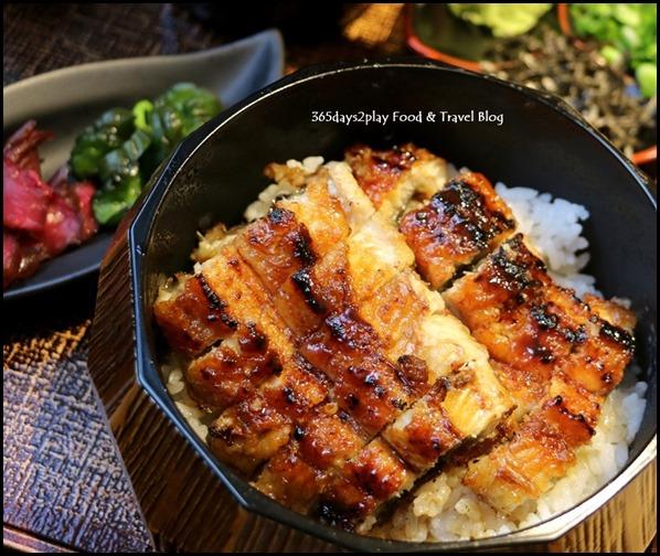 Man Man Japanese Unagi Restaurant - Unagi Rice Bowl (3)