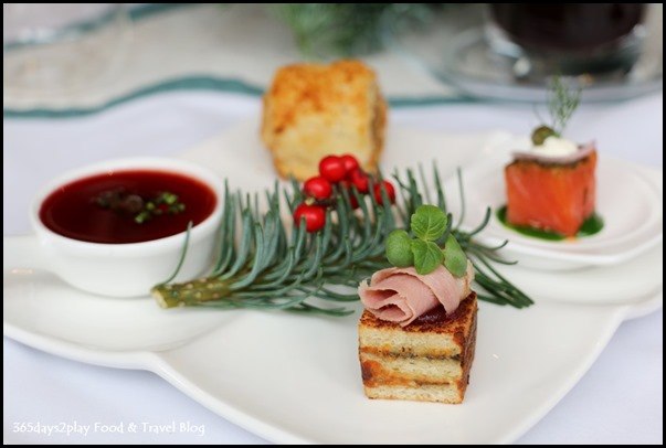 Capella Festive Afternoon Tea (13)