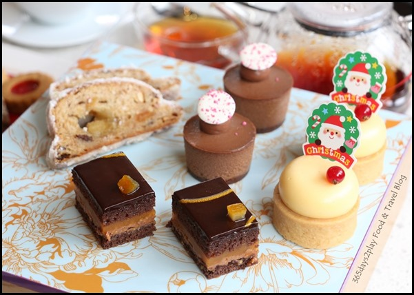 Capella Festive Afternoon Tea (1)