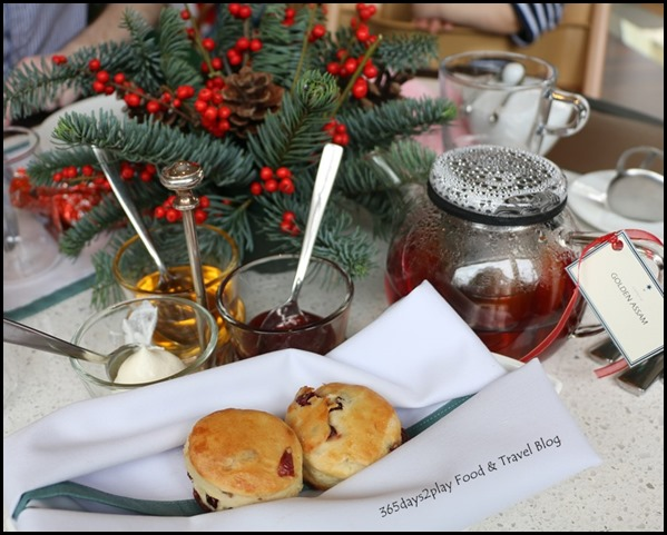 Capella Festive Afternoon Tea (20)