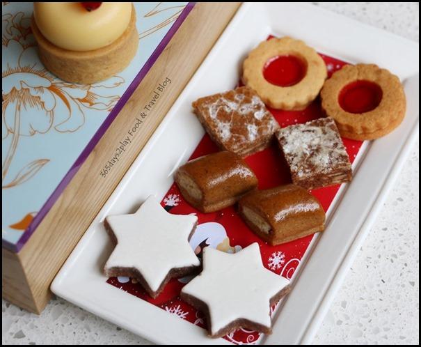Capella Festive Afternoon Tea Christmas Cookies