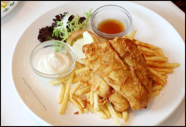 Lawry's The Prime Rib - Fish and Chips