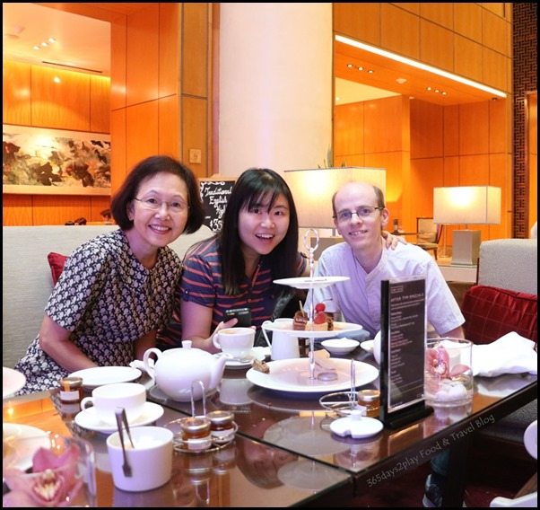 Marriott Festive Afternoon Tea (1)