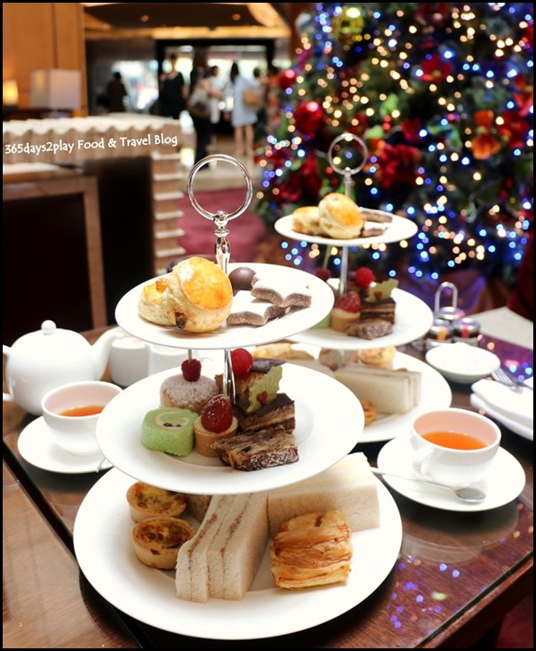 Marriott Festive Afternoon Tea (2)