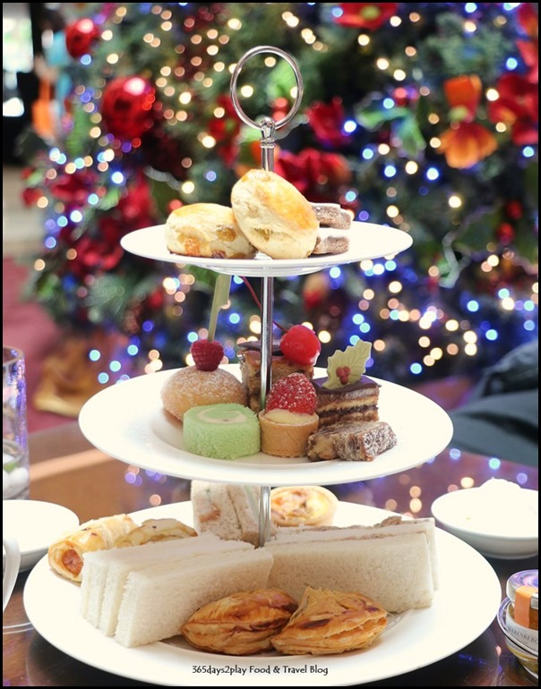 Marriott Festive Afternoon Tea (3)