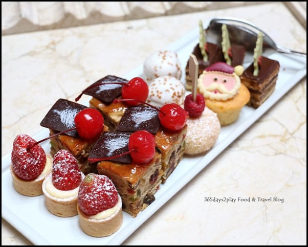 Marriott Festive Afternoon Tea (9)
