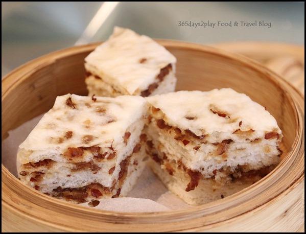 Avenue Joffre - Avenue Joffre - Steamed deluxe jujube & walnut cake