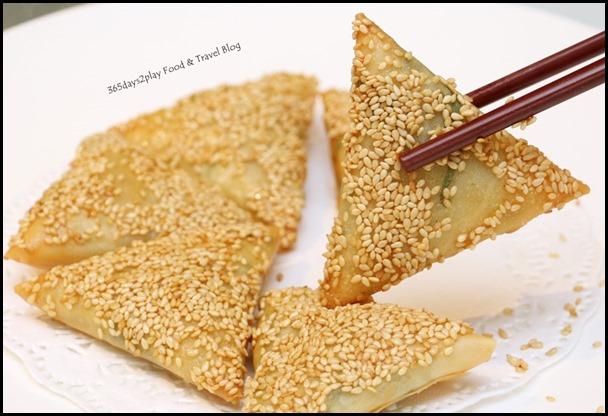 Avenue Joffre - Deep-fried Golden Pockets with Sliced Mandarin Fish Filling (2)