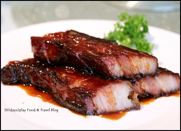 Avenue Joffre - Honey-glazed BBQ Pork $18 (3)