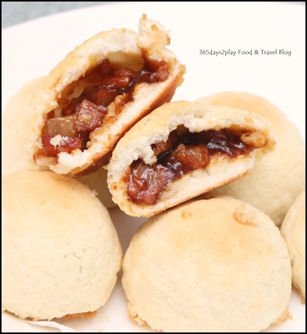 Avenue Joffre - Snow Mountain BBQ Pork Buns (1)