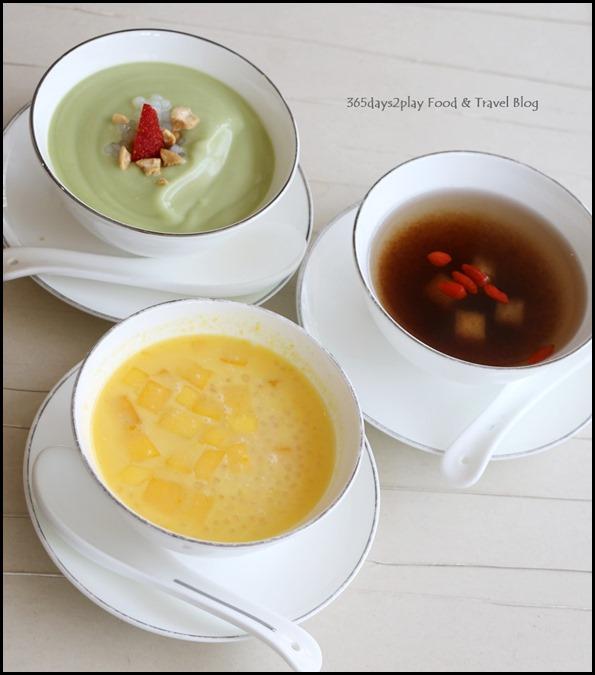Avenue Joffre - Sweet Dessert soups (2)