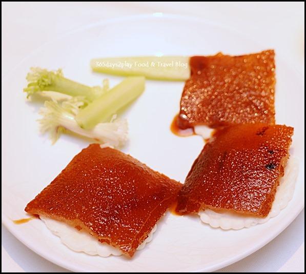 Yan Cantonese Cuisine - Signature Crispy Roasted Suckling Pig (1)