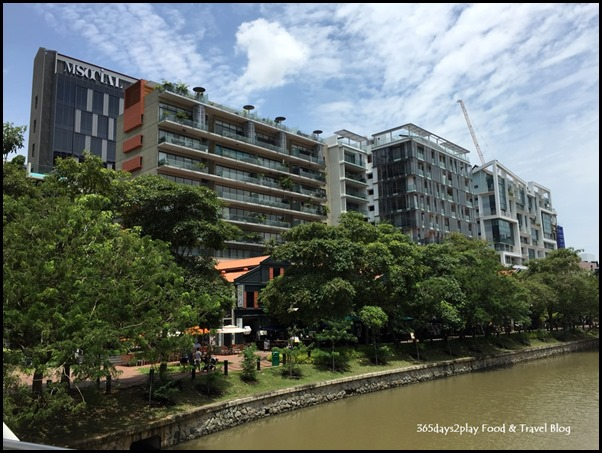 Grand Copthorne Waterfront Hotel (28)