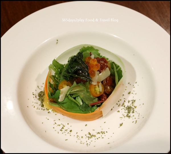 Hotel Fort Canning Wellness Breakfast (2)