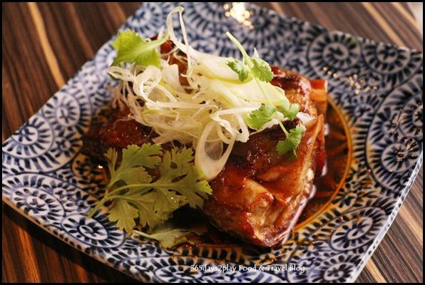 Izy Dining & Bar - Maguro Kama Yaki (Josper grilled tuna collar with asian sauce) $25 (2)
