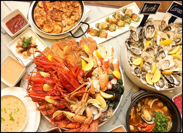 Marriott Cafe - Ocean to Plate - A seafood Extravaganza buffet (2)