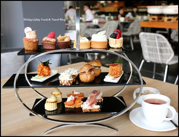 PARKROYAL on Pickering Lime Restaurant Afternoon Tea (9)