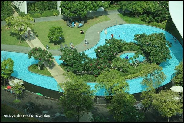RiverGate Condo beautiful pool