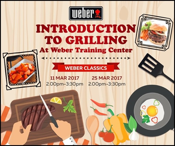 Weber Grill Introduction to Grilling