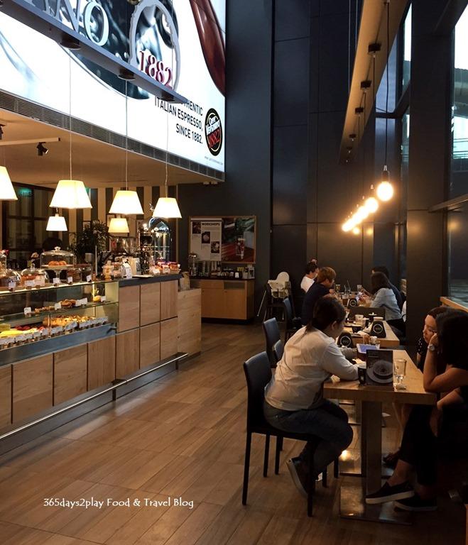 365days2play Lifestyle Food Travel: Caffè Vergnano 1882 Singapore