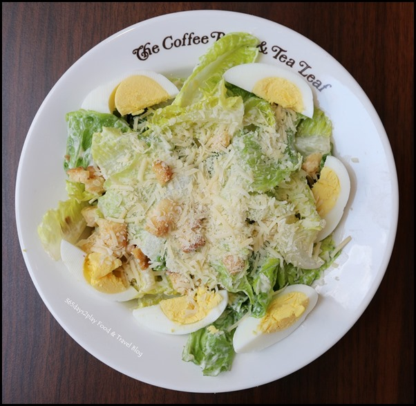 The Coffee Bean - Caesar Salad