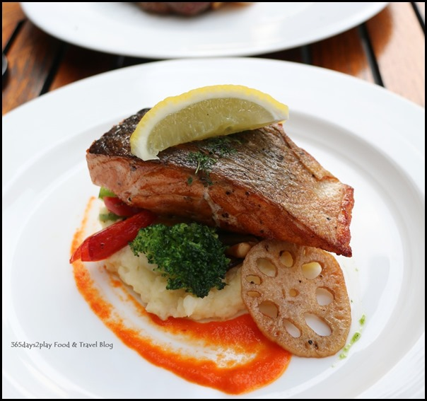 Breez Bistro Bar - Salmon Fillet $26 (2)