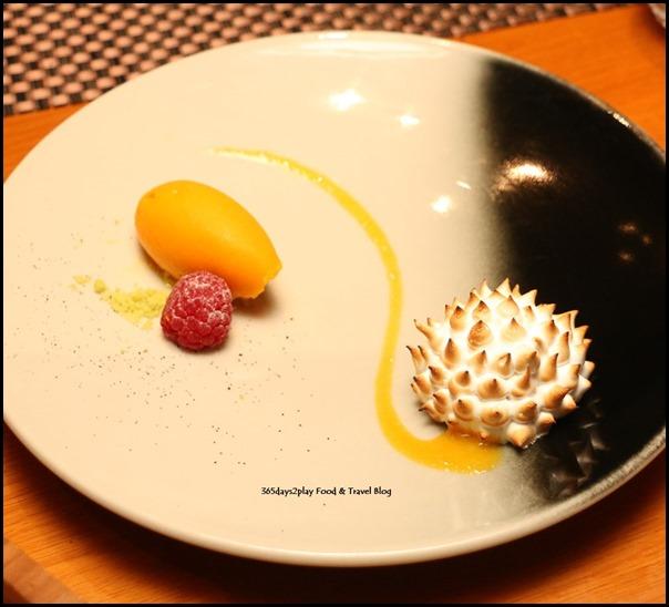 ME@OUE - Passionfruit Alaska