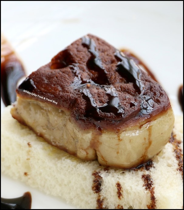 Monti Sunday Brunch - Foie Gras on Toast (1)