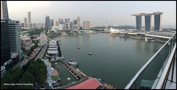 View from Me@OUE