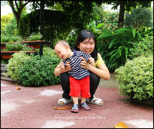 Baby Edward having fun at Hort Park (30)