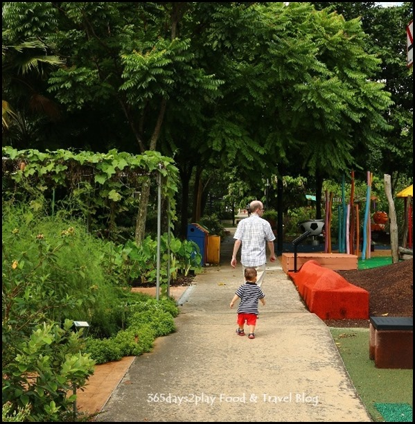Baby Edward having fun at Hort Park (34)