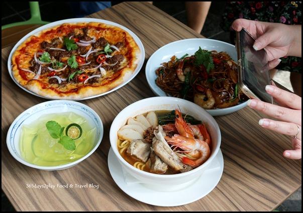 Casa Verde Herotage Set meal $19.50  (2)