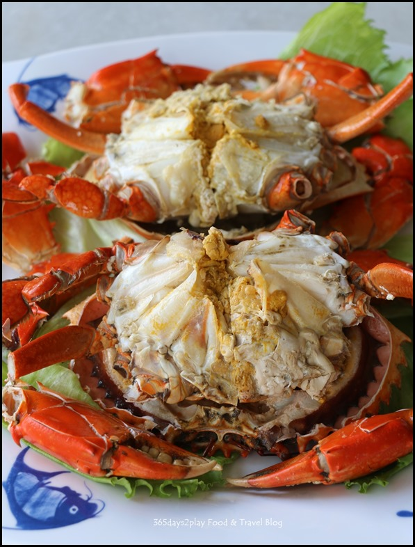Food Canopy (Di Wei Teochew Restaurant) - Cold Crab (2)