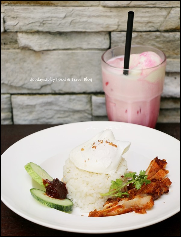 Food for Thought Nasi Lemak Risotto