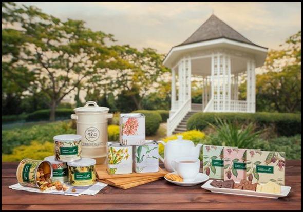 Gardens Shop Tea Sampler