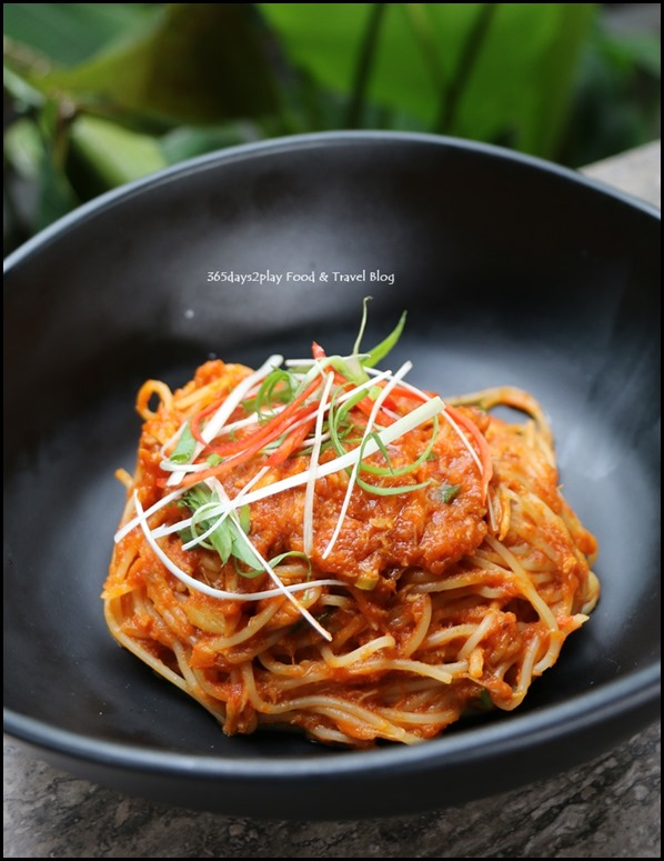 Halia at SBG - Chilli Crab Spaghettini (1)