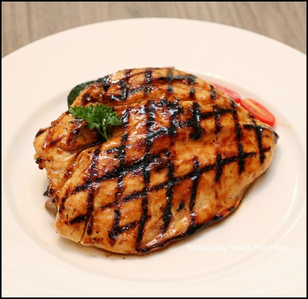 The Butcher's Kitchen - Grilled Chicken Breast $16