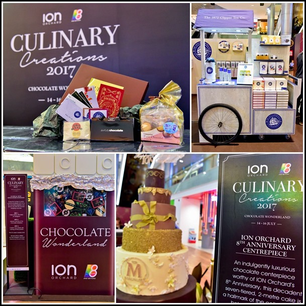 Ion Orchard Culinary Creations 2017