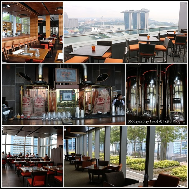 LeVeL33 Restaurant Interior