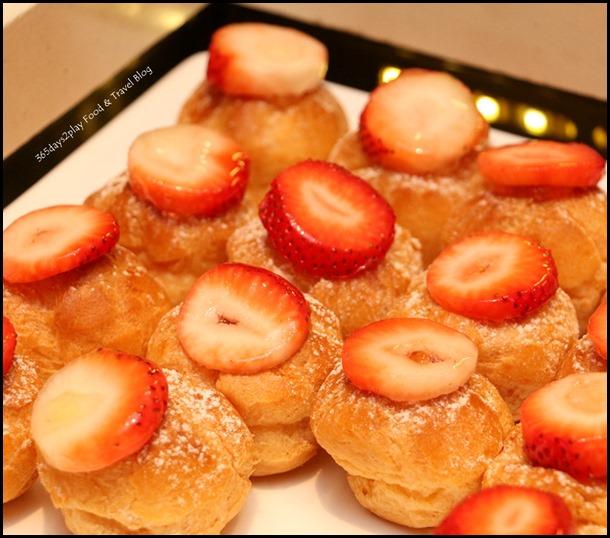 Marriott Cafe's Durian High Tea (2)