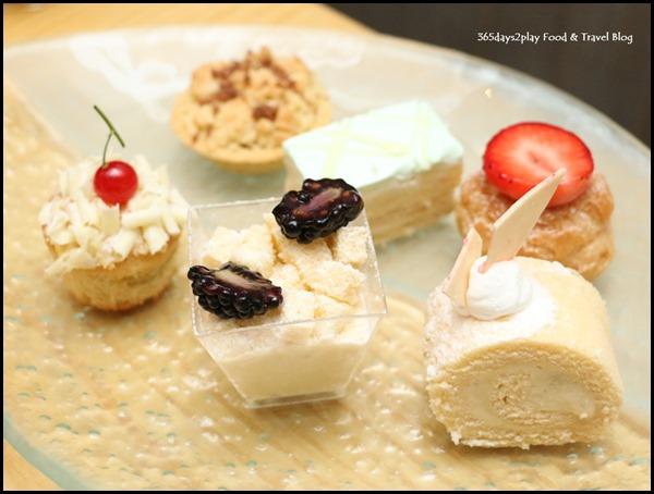 Marriott Cafe's Durian High Tea (6)