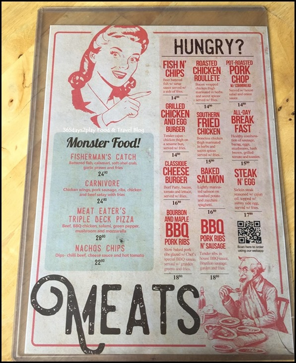 Meats & Malts menu (3)
