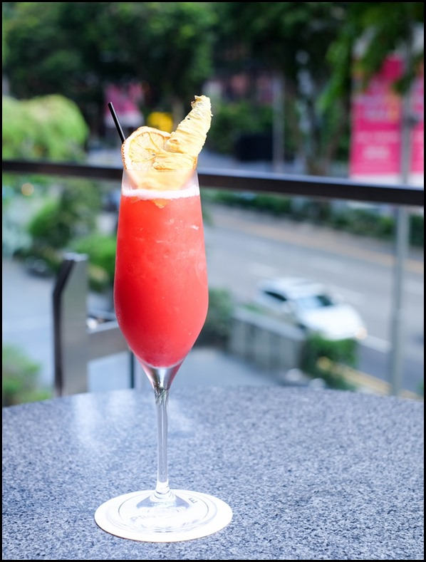 The Providore - Singapore Sling Mocktail $8.50
