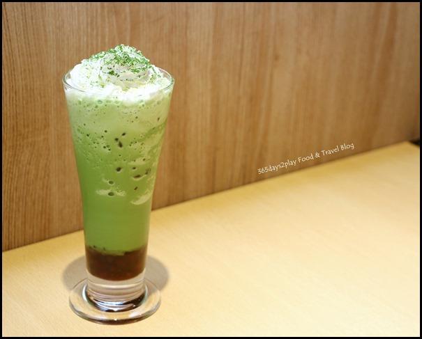 Misato - Matcha Ice-Blended $8.80