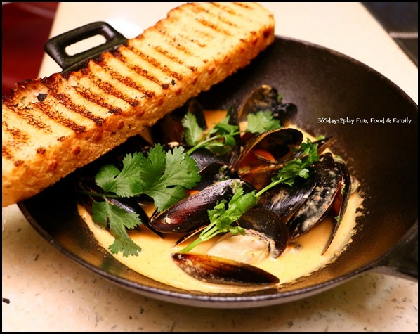 Halia - Fresh Boston Bay mussel ($22  )