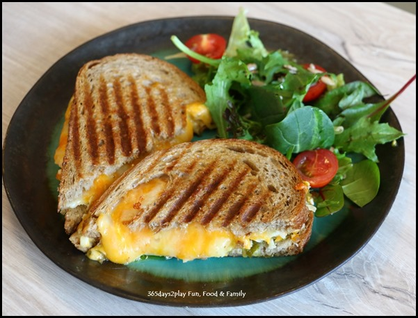 Kara Cafe & Dessert Bar - Classic Grilled Cheese $10 (2)