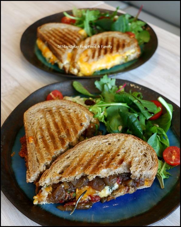 Kara Cafe & Dessert Bar - Smoked Bacon Blues $15
