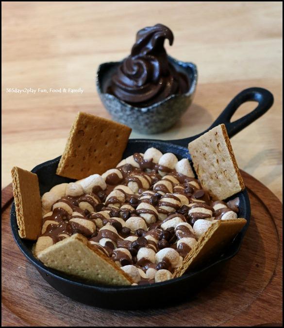 Kara Cafe & Dessert Bar - Smores Sensation $11.50